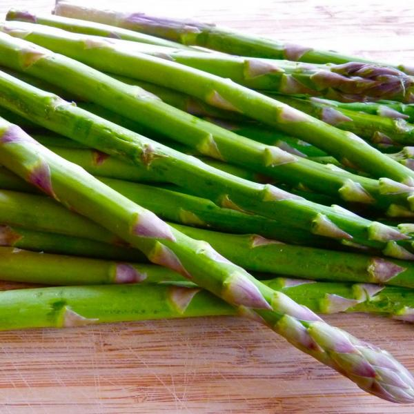 Asparagus sperm quality and quantity