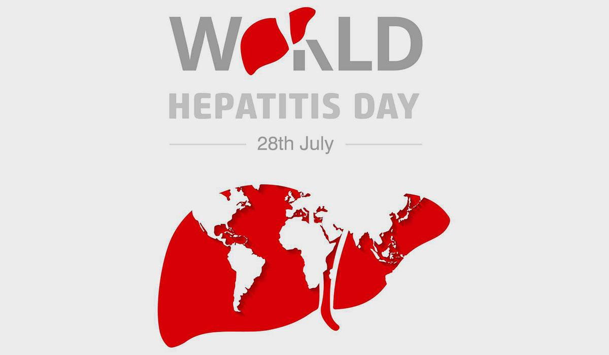 July 28 world hepatitis day