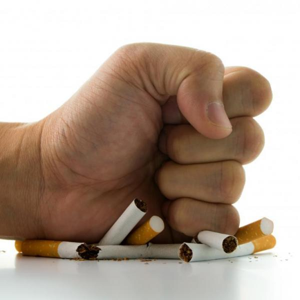 Quit smoking to treat varicocele naturally