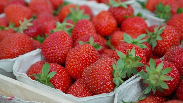Strawberries for lupus